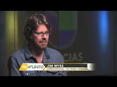 Entrevista al periodista Jim Wyss (Nov. 2013)