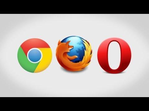Browser Test! Chrome 27 vs Firefox 22 vs Opera 15 vs Internet Explorer 10