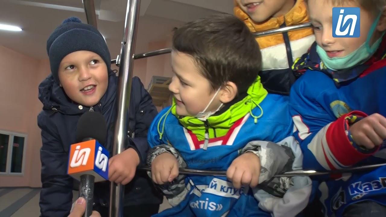 2 года без хоккея. Болельщики в Павлодаре вернулись. Репортаж #ГоловойОбЛед