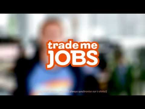 Trade Me Jobs - We want you!