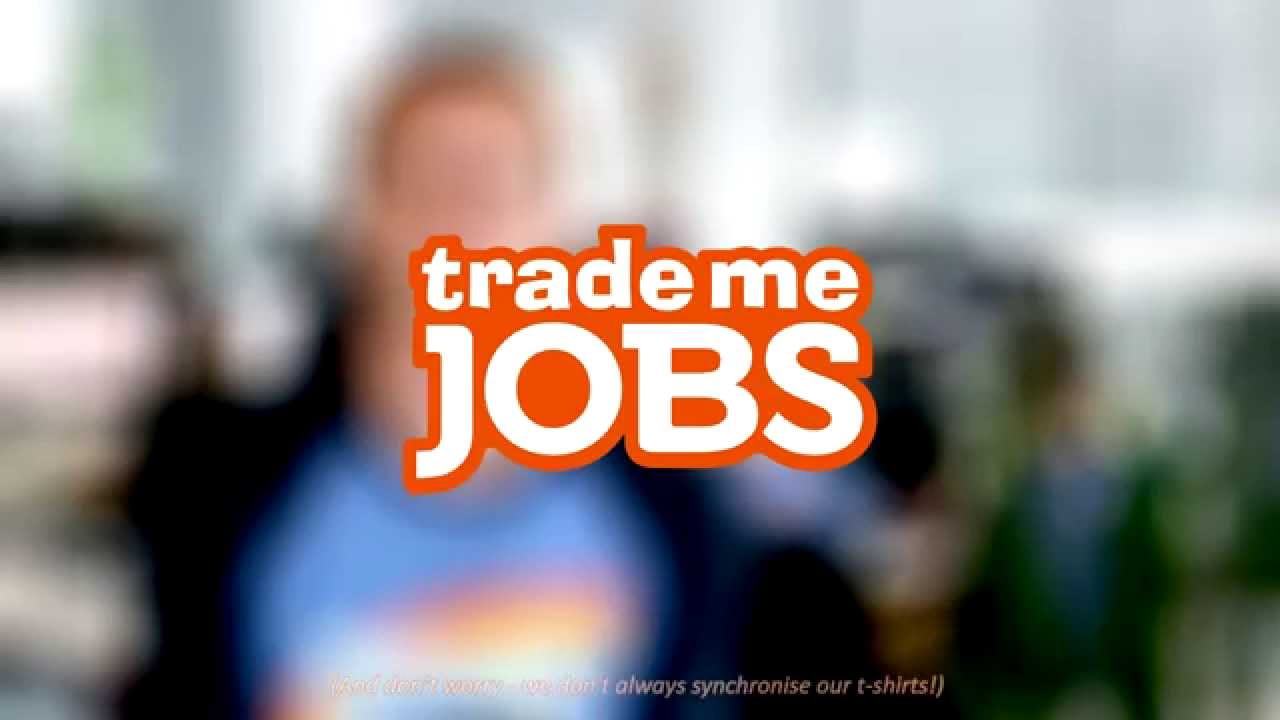 Download Trade Me Jobs - We want you!
