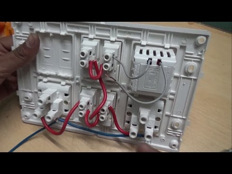 modular electric  board connection