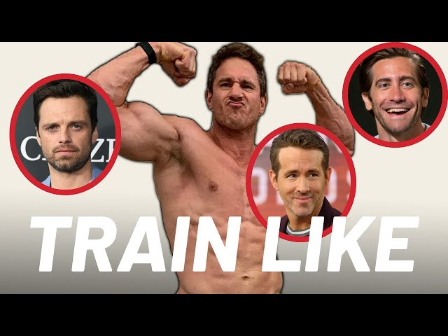 Hollywood Superhero Trainer Shares His Own Workout | Train Like a Celebrity | Men's Health