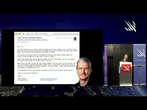 An Illustrated History of Easter Eggs – James Thomson at Hacking with Swift Live 2019 thumbnail