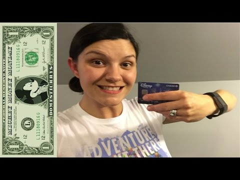 Chase Disney Rewards Visa | Mickey Money Monday E.15|DISNEY ON A BUDGET