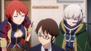 You should give this anime a try! (Re:Creators)
