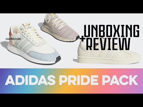 UNBOXING+REVIEW - adidas Pride Pack