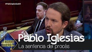 Pablo Iglesias sobre la sentencia del procés: