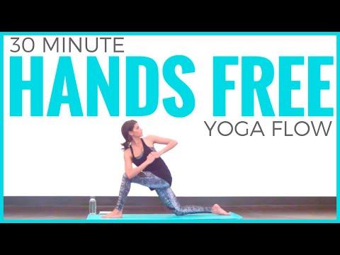 30 Minute Hands Free Yoga Practice | SarahBethYoga