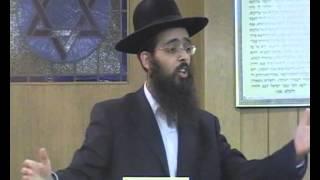 הרב יעקב בן חנן הרצאה בניו יורק בנושא איסור גויה