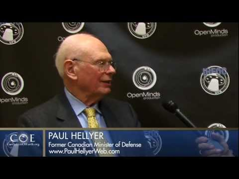 Paul Hellyer: UFO Disclosure For Clean Energy | Caretakers Of Earth