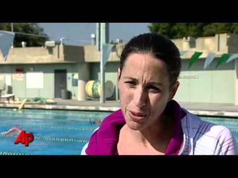 AP Exclusive: Janet Evans Eyeing 2012 Olympics