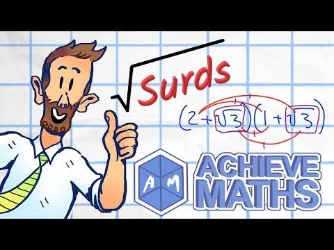 GCSE Maths Surds A / A*