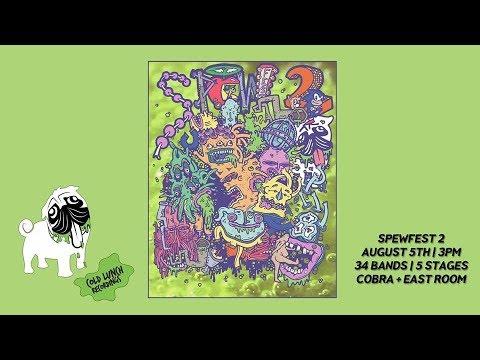 Spewfest 2 August 5, 2017 - The Cobra Nashville