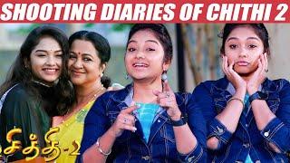 Preethi Sharma Opens | Chithi 2
