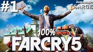 Zagrajmy w Far Cry 5 [PS4 Pro] odc. 1 - Niegościnna Montana