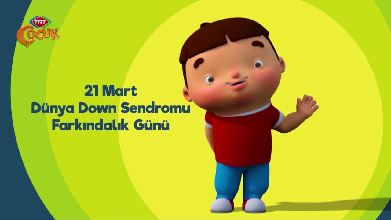 21 Mart Down Sendromu Farkındalık Günü Down Sendromu nedir