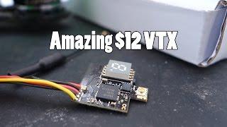 Best Value VTX ever? Eachine VTX03 // $12 // 72 Channel // 25/50/200mw //