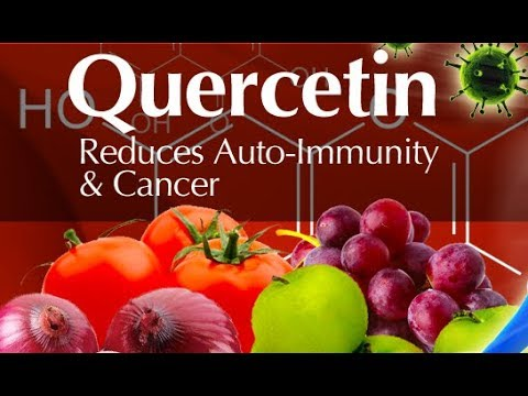 Quercetin & Vitamin C Taken Together Become More Effective Against Heart Disease, Cancer & Diabetes
