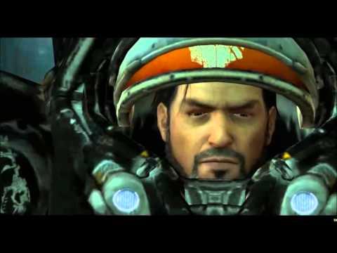 Starcraft & Starcraft II l'histoire + cinématique Heart of the swarm.