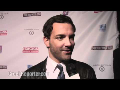 George Kotsiopoulos of Fashion Police talks Oscars red Carpet