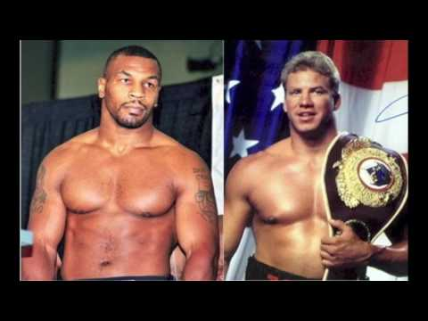 Tommy Morrison Was Supposed To Fight Tyson Before He Got Hiv Youtube