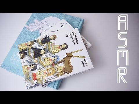 ASMR Manga Collection 1 - (Whispering, Page Turning)