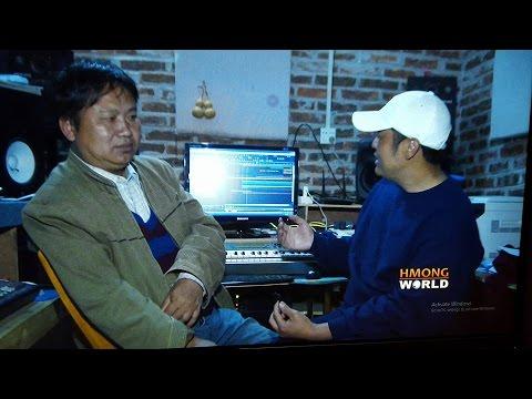 HMONGWORLD: VISITING A HMONG MUSICIAN & CULTURE EXPERT, XF. XEEV TEJ LIS - GUANGXI, CHINA