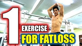 If You Can Only Do ONE Exercise To Burn Fat
