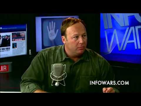 ALEX JONES talks about GMO Labelling VOTE & New  FRAUD Escal