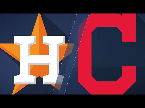 Encarnacion leads Tribe's offense in 8-6 win: 5/26/18