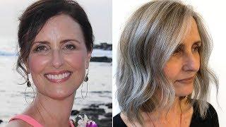 Graues Haar verschwindet ohne Farbstoffe oder Chemikalien!