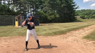 Payton Steiner - SS/RHP 2021- Updated Recruiting Video (September 2020)