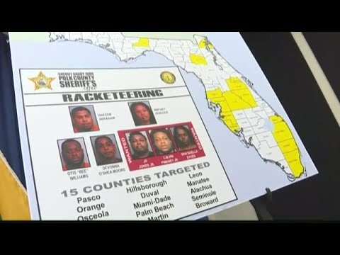 7 People Accused Of Money Laundering And Fraud At Florida Gap, Inc. Stores