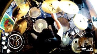 Blink-182 Drum Medley - 40 parts in 7 minutes (Travis Barker Tribute) [HD] - Kye Smith