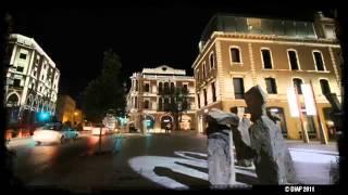 видео архитектурное освещение