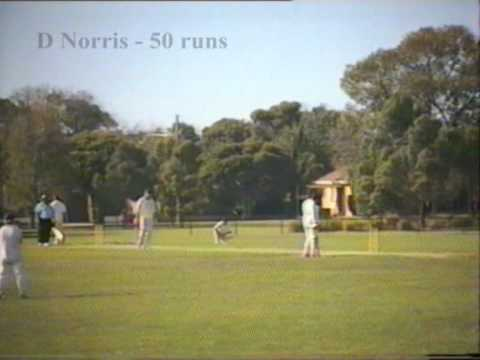 Carnegie South Cricket Club Grand Final 2005/2006