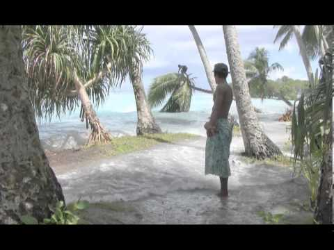 Sea Level Rise in Tuvalu
