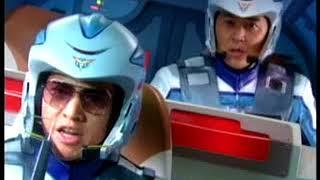 Ultraman Cosmos episod 01 [Malay Dub]