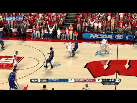 NBA 2k14 NCAA March Madness Mod