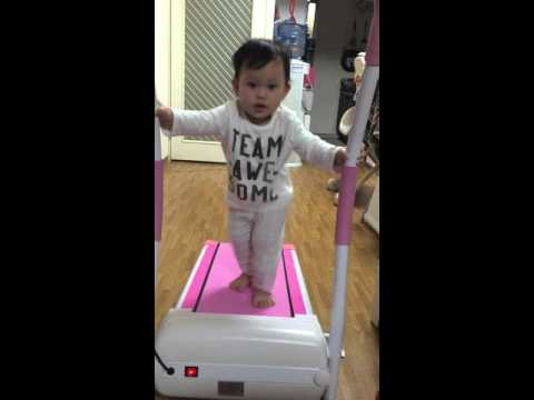 Uptown Funk Treadmill Dance Baby