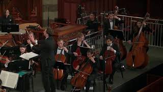 Mendelssohn Symphony No. 5 (II, III), conducted by Michael Bednarsky