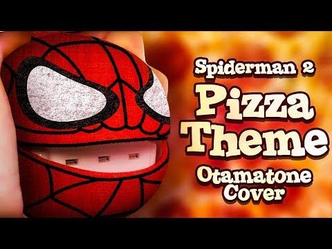 spiderman-2-pizza-theme---otamatone-cover