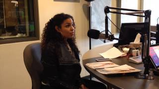 Jordin Sparks talks instagram creeping, new music and love life!