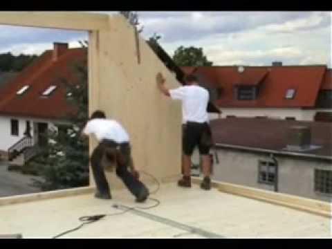 Progettazione Casa Antisismica : Tecnostone casa in legno massiccio antisismica prefabbricata su
