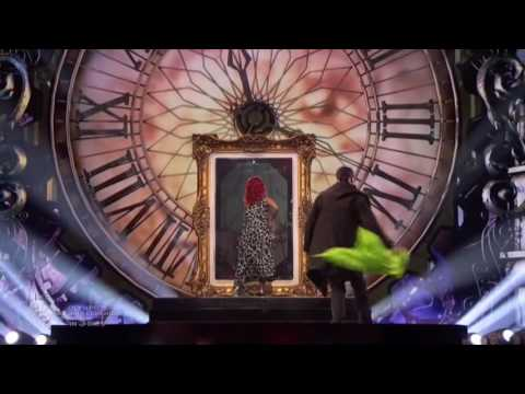 Sos & Victoria   Quick Change Artists   Quarter Finals 2 Full   America's Got Talent 2016