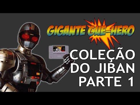 Coleção do Jiban - Parte 1 - Gigante Guerreiro