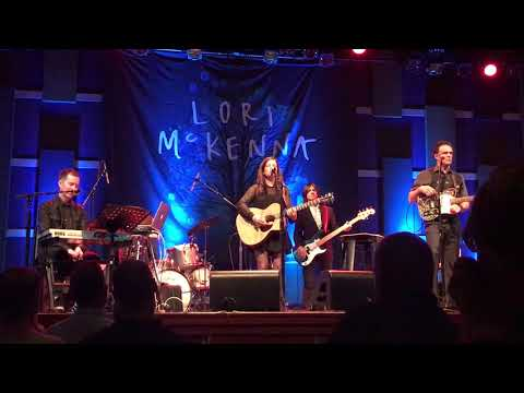 "Lori McKenna NEW SONG ""'Til You're Grown"" Live At World Cafe Live, Philadelphia, PA 7/21/2018"