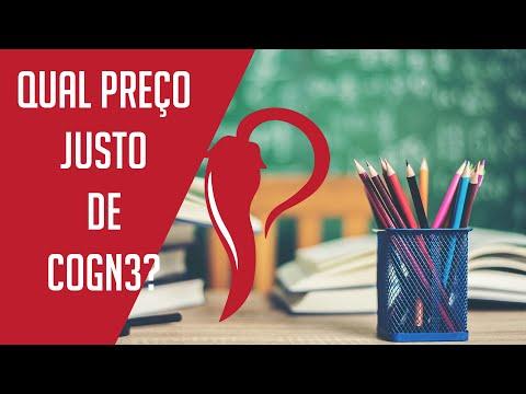 🌶 Resultado de COGN3 qual o preço justo do papel? Dr Pimenta