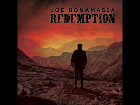 Joe Bonamassa - Redemption CD Unboxing